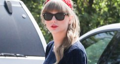 Taylor Swift shoots her new Music Video