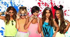 The Saturdays Interview