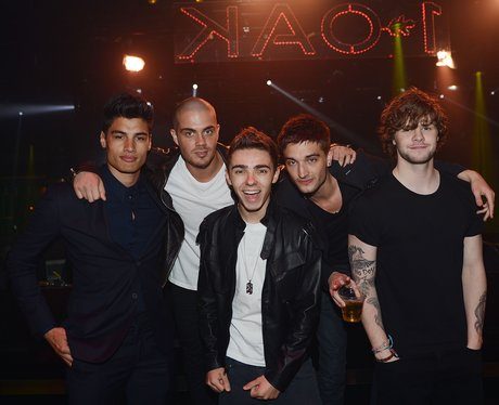 The Wanted In Las Vegas