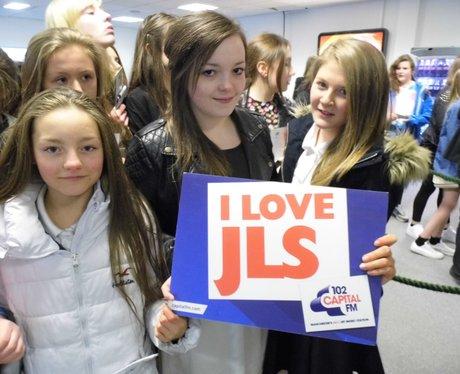 JLS #Hashtag Party 1