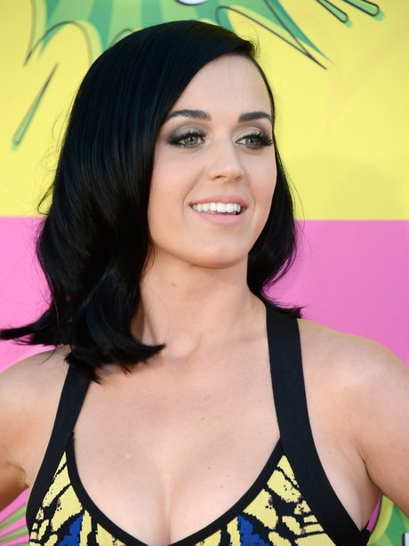 Katy Perry at the Kids Choice Awards 2013