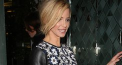 Sarah Harding leaves the Ivy Club