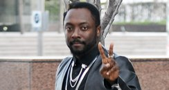 will.i.am filming his new music video