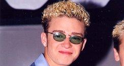 Justin Timberlake 1998