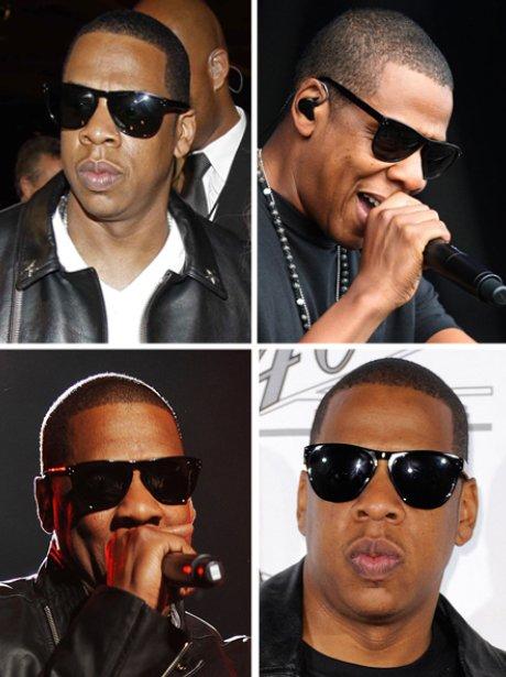 Jay-Z - sunglasses