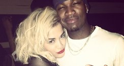 Rita Ora and Ne-Yo on Instagram
