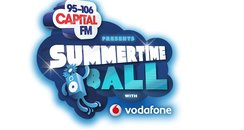 Official Capital FM Summertime Ball 2013 Logo