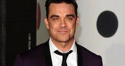 Robbie Williams BRIT Awards 2013