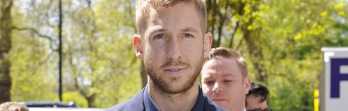 Calvin Harris Ivor Novello Awards 2013