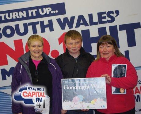 Tenovus Goodnight Walk at Cardiff City Stadium 201