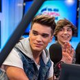 Union J webchat