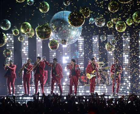 Bruno Mars 2013 Billboard Music Awards