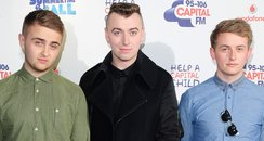 Disclosure  Red Carpet Summertime Ball 2013