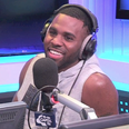 Jason Derulo in the Capital studios