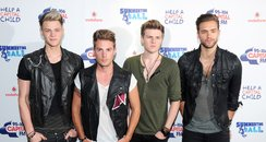 Lawson Red Carpet At The Summertime Ball 2013