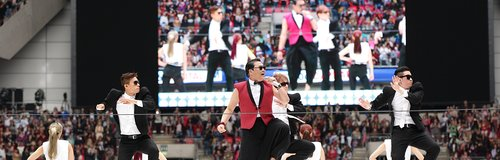 PSY At The Summertime Ball 2013