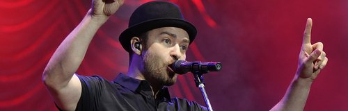 Justin Timberlake live in London