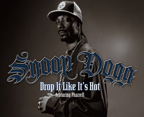 Snoop Dogg Drop It Like It's Hot single cover
