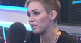 MIley Cyrus On Capital FM