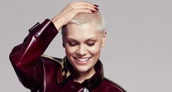 Jessie J on the cover on Marie Claire