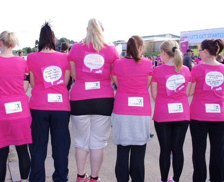 Race For Life - Holme Pierrepont
