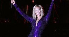 Beyonce V Festival 2013