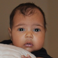 north west baby picture