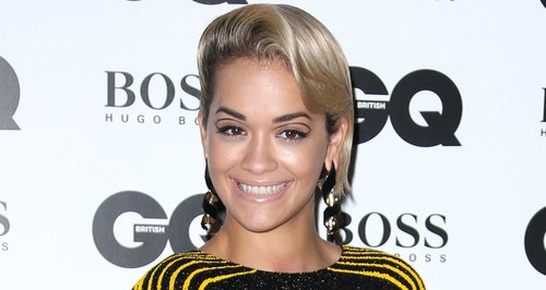 Rita Ora GQ  Men Of The Year Awards 2013