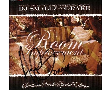 Drake 'Room For Improvment'