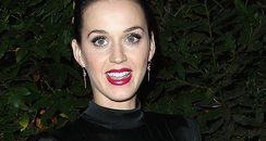Katy Perry Paris Fashion Week 2013