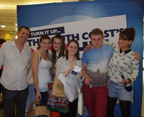 Student Lock-In at WestQuay
