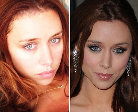 Una Healy No Make-Up