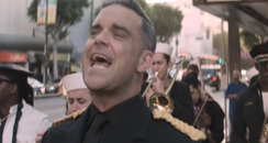 Robbie Williams 'Go Gentle'