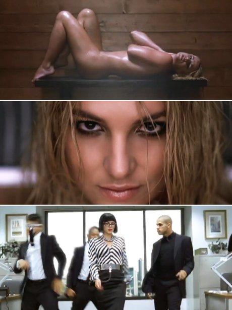 Britney Spears 'Womanizer'