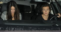 Harry Styles and Kendall Jenner go out for dinner