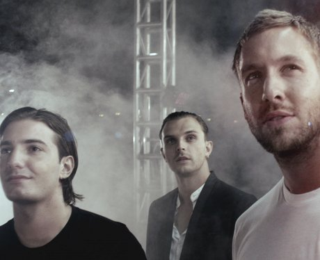 Calvin Harris & Alesso Feat. Hurts - 'Under Control' video