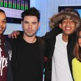 Harley and Jordan Rizzle Kicks with Dave and Lisa