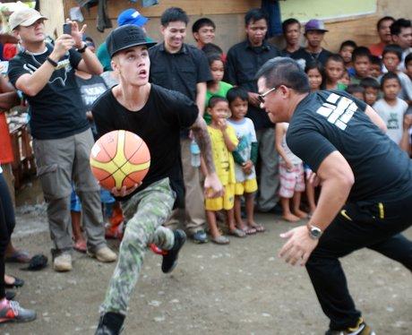 Justin Bieber San Jose Elementary School