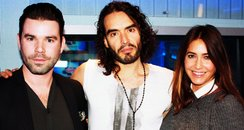 Russell Brand on Capital Breakfast