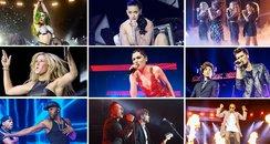 Jingle Bell Ball 2013 Videos