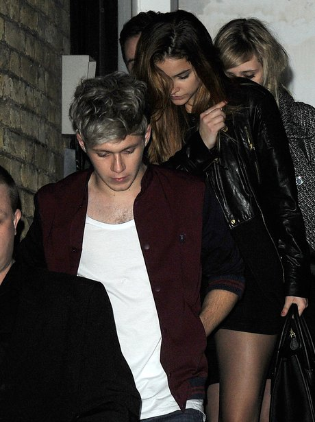 Niall Horan and Barbara Palvin