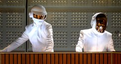 Daft Punk Grammy Awards 2014