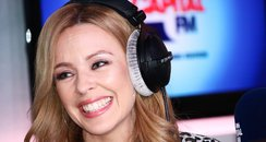 Kylie on Capital Breakfast