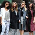 Little Mix leaving Good Morning America