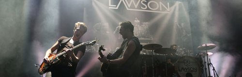 Lawson at IndigO2