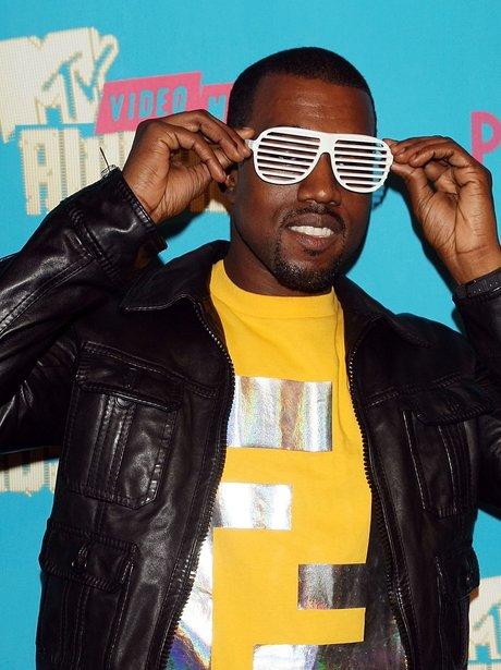 Kanye West Shutter Glasses