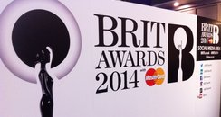 Capital live from the BRITs 2014