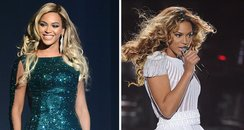 Beyonce: Get The Look