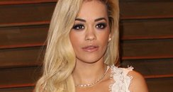 Rita Ora Vanity Fair Oscar Party 2014