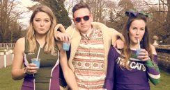 Macklemore 'Thrift Shop' Student Parody